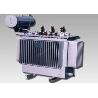 Outdoor 6000 KVA 15KV Three Phase Power Transformer Light Weight For Agriculture