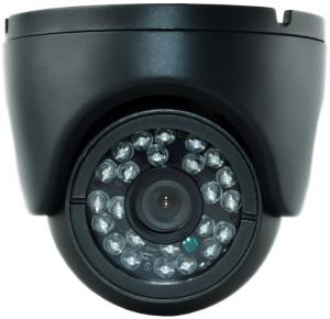 China 3.6mm Fixed Lens Waterproof CCTV Camera Plastic IR Vandal Proof Dome Camera on sale