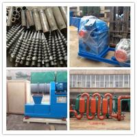 China manufacturer rice straw charcoal briquette making machine on sale