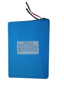China Long Cycle Life 12V 40Ah Lithium Battery Module , 200*100*150mm on sale