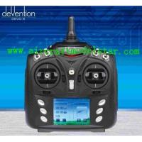 DEVO 6ch,6 channels remote control rc plane model,HuaKeer 6 channels remote,2.4G 6ch