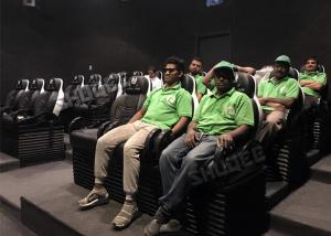 China Le système élevé de cinéma de la définition 5D installent dans le centre commercial/parc d'attractions on sale