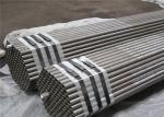 Round Seamless Stainless Steel Tubing / Copper Coated 316 Stainless Steel Pipe