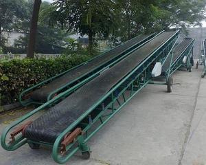 Heavy Duty Portable Belt Conveyor Manufacturer for sale – Rubber