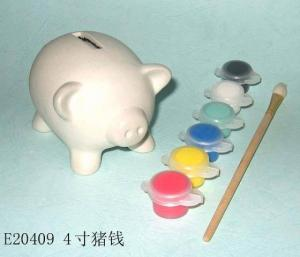 China Porcelain DIY Painting Toy--Intellectual & Educational Toys on sale