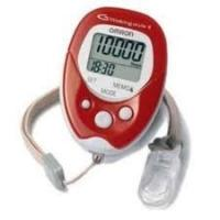 China DC1.5V FM radio distance and calorie measurements Digital Pocket Pedometer  on sale