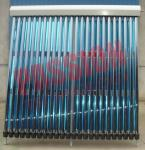 Apartment U Pipe Solar Collector Corrosion Resistant Easy Installation