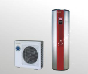 China High Cop Engery Saving Portable 220v / 50hz Household Air Source Heat Pump on sale