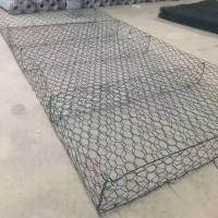 China Hot Sale Galvanized / Galfan / PVC Coated Gabion Basket / Reno Mattress on sale