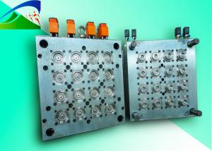 China China mold factory make plastic cap injection mould, OEM project to meet custom injection molded plastic on sale