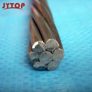 China ACSR Rabbit bare conductor for overhead transmission on sale