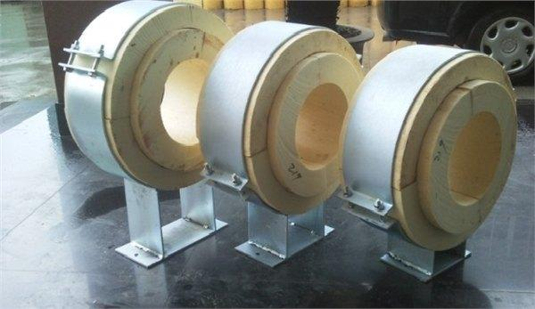 Hd Polyurethane Pipe Bracket Pipe Support For Sale Pir