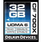 China Delkin Devices 32GB CF Card 700x UDMA Price $29 on sale