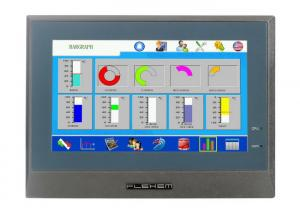 China 7 Touch Screen Hmi Human Machine Interface With 32 Bit 600MHz Cortex A8 CPU on sale