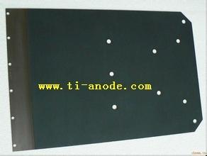 China Titanium anodes for Electroplating on sale