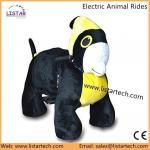 Paseo que camina de fichas para las ruedas bici animal, animal de la alameda 4 del montar a caballo del juguete para las ventas