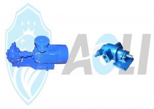 China Self Priming Hydraulic Crude Oil Transfer Pump Booster Pump Gear Type on sale