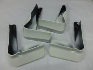 China White Painted Honda Jade Auto Mud Flap Rubber Replacement Car Body Parts on sale