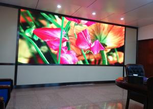 China Slim P4mm High Resolution LED Display Video Wall , Indoor LED Concert Video Wall on sale
