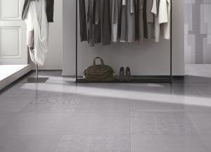 China Simplicity Carpet Ceramic Tile , Residential Carpet Tiles 600x600 Mm on sale