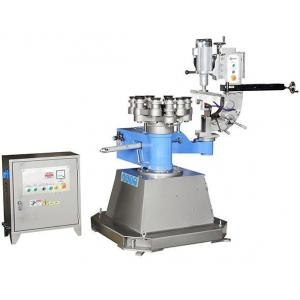 China Pneumatc Portable Irregular Glass Beveling Machine for 3~40mm Thickness on sale