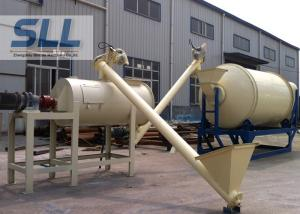 China Full Automatic Dry Mortar Mixer Machine For Cement / Sand CE / ISO Approved on sale