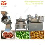 Fried Green Beans Production Line Suppliers|Easy Operate Green Beans Frying  Production Line