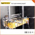 China Plastering Materials Internal Wall Render Machine Yellow Model Vibrator Plug In Cabniet wholesale