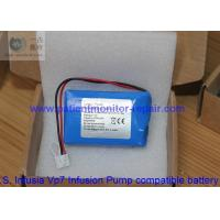 China Small Medical Equipment Batteries I.S. Infusia Vp7 Infusion Pump on sale