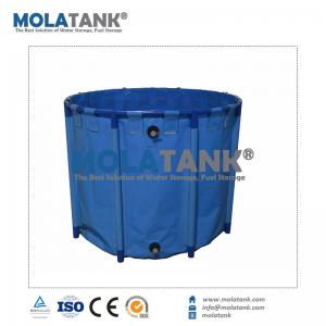 China Molatank self-supporting water storage fish tank, for fish farming, firefighting, water storage etc on sale