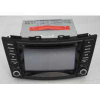 High Resolution Android Double Din DVD , 7 Inch Digital DVD Navigation Player