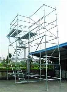 China échafaudage galvanisé à chaud de serrure de l'anneau Q345 de rendement élevé pour shuttering de construction on sale