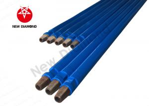 China Mines / Quarries DTH Drill Rods Casting Processing With Wall Thickness Customized on sale