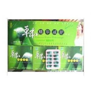 China Herbaceous Essence reduce weight,fat loss, herbal slimming, diet pill  on sale