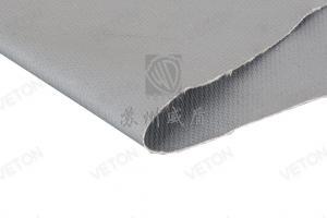 China Silicone coated fiberglass fabric on sale