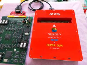 China SNK NEOGEO MVS Home Use Converter For SNK 120/138/161 in 1 cartridge on sale