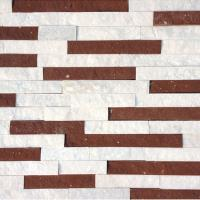 China Good quality Contrast Color Cultural Stone Wall For Interior Wall  from China export by factory directly on sale