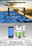 NFC Portable RFID Scanner , Mobile Laser Rugged Barcode Scanner Android PDA Machines