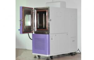 China Environmental Low Temperature and Humidity Alternative Testing Chamber without Freezing on sale