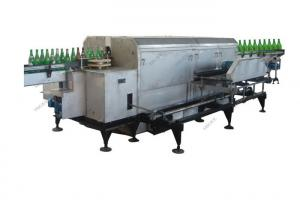 China 6000-8500 BHP Bottle Washing Equipment on sale