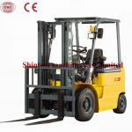 1.8Ton Electric Forklift Truck CPD18 AC System With 1750kg Load Capacity