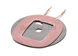China Wireless Power Charger Electric Induction Coil 5 Watt With 100-150KHz Frequency on sale
