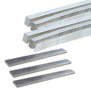 China Q195 Q235 Q345 Galvanized Structural Construction Steel Flat Bars 6mm for buildings on sale