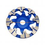 High Strength Diamond Cup Wheel T Segment Angle Grinder Cup Wheel