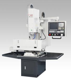 Quality Low Step Sd Benchtop Cnc Milling Machines With 160mm Parallel Vise For