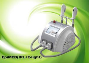China machine partielle légère pulsée intense de beauté de laser de chargement initial d'E-lumière avec le refroidissement à l'air on sale