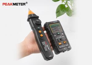 China Handheld Cable Line Tester Wire And Cable Tracker With Elephone Line Tester on sale