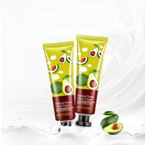 China Avocado Extract Hydrating Hand Cream Reducing Fine Lines / Wrinkles / Age Spots on sale