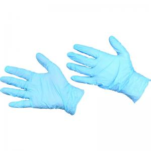 China Soft Disposable Nitrile Gloves Comfortable Customized Color Household Use on sale