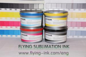 Quality Flying heat transfer sublimation ink for offset printing (FLYING FO-GR Sublimation  Ink) for sale